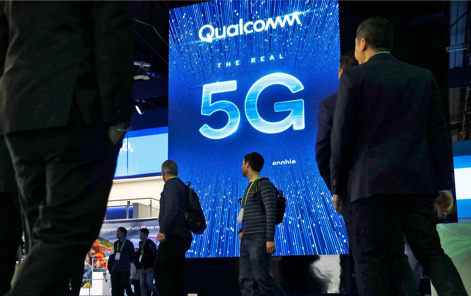 高通将为5G手机提供低价芯片解决方案