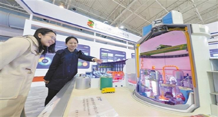 中国核电 自主创新