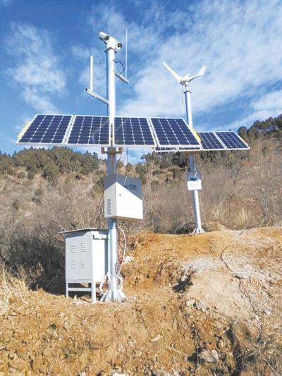 构建智慧监测体系 有效预警地质灾害
