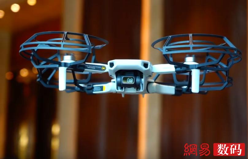 大疆Mavic Mini开箱体验:航拍小飞机