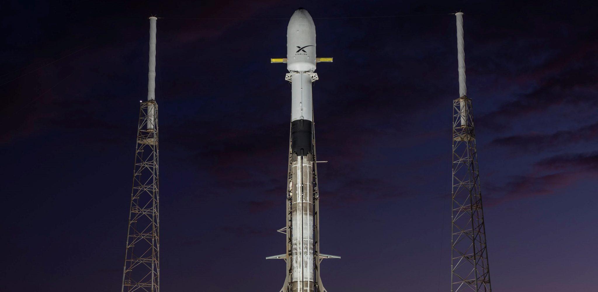 SpaceX宣布两周内发射第三批Starlink卫星