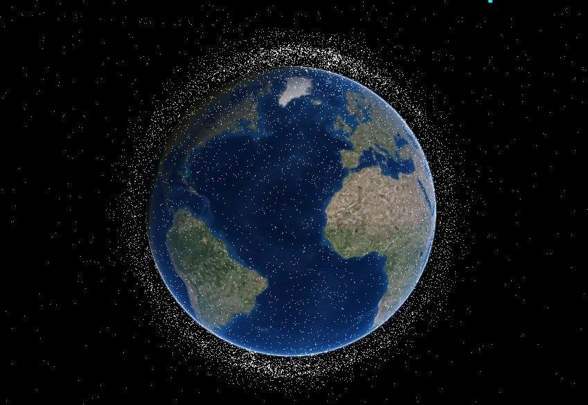 亚马逊将为太空互联网柯伊伯项目设立新总部