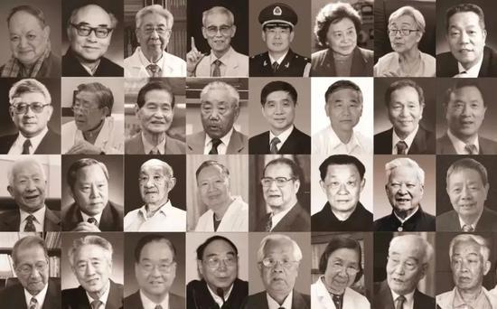 """今年已有32位院士离世 请记住这些""""大国明星""""名字"""