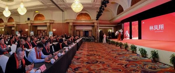 浙江杰豹2020全球營銷戰略合作大會浙江臨海舉行