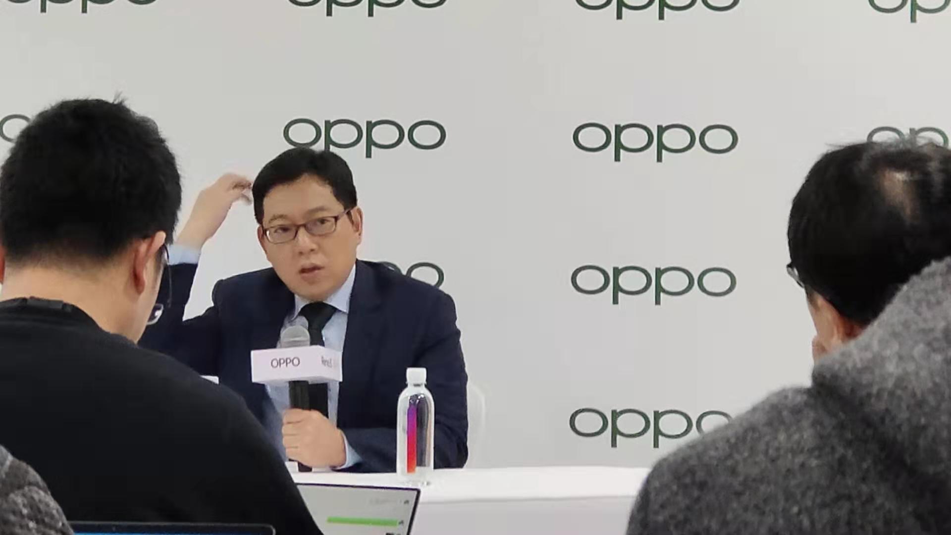 OPPO吴强:2020年头部手机厂商不会有谁死掉 但排名或有变化