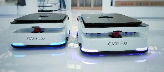 斯坦德机器人:人机协作时代,激光导航AGV为何成为新风口?