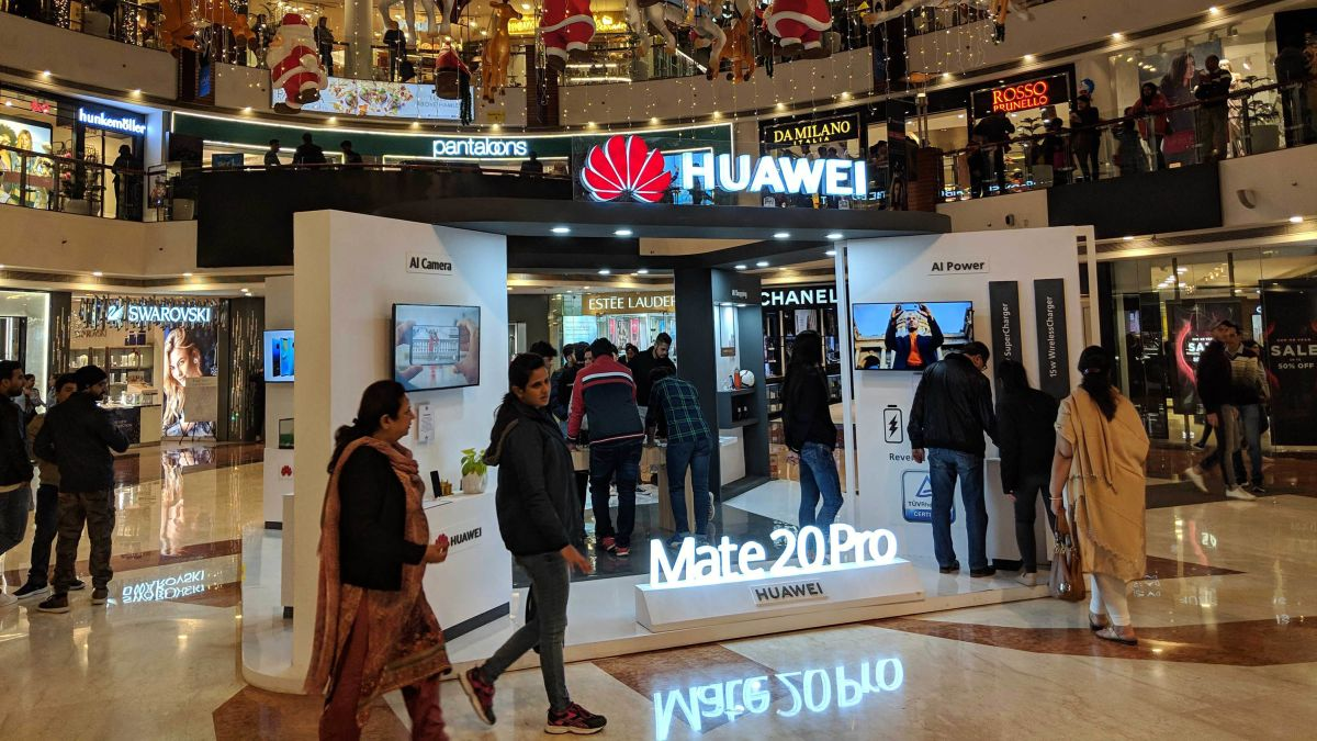 印度允许华为参与印5G网络试验 中方表示欢迎
