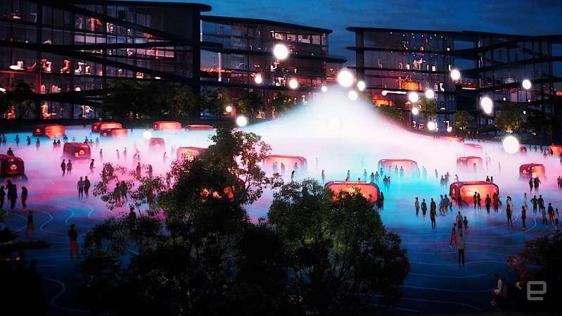丰田将在富士山附近打造一座智能城市:2021年动工