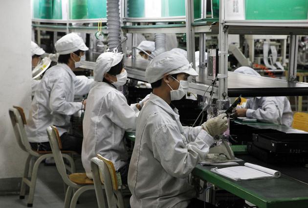 鸿海精密工业下调2020年销售增长预期至1%-3%
