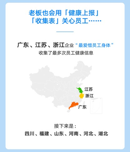 企业微信发布全国远程办公大数据 北京、深圳、上海开会次数最高