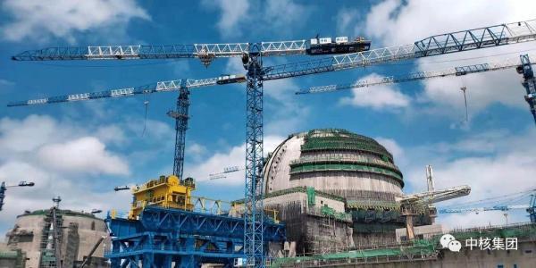 自主三代核电华龙一号首堆热试基本完成 预计年内发电