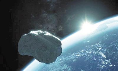 """地球又现天然""""迷你卫星"""" 大小与汽车相当"""