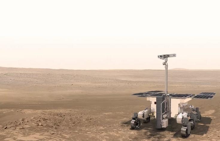 欧俄火星车发射推迟到2022年,新冠疫情成原因之一