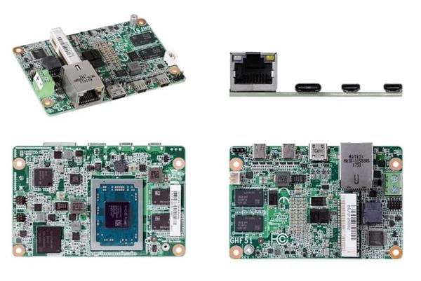 DFI发布AMD锐龙嵌入式平台:主板仅身份证大小