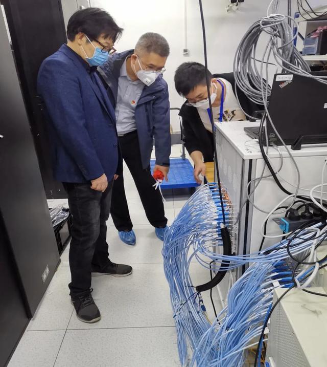中国联通5G实验室启动5G集采射频功耗测试