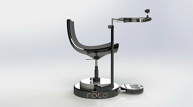 Roto VR获得融资,VR座椅或进入高速发展期
