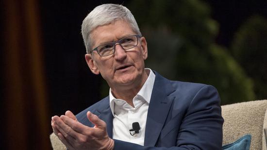 库克:苹果正同供应商合作 致力于设计和生产口罩