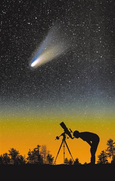 """在最耀眼的时刻来临前瓦解 """"末日彗星""""或迎来自己的末日"""