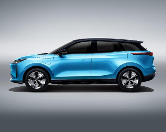 奔腾首款纯电SUV上市在即,新平台解锁未来出行