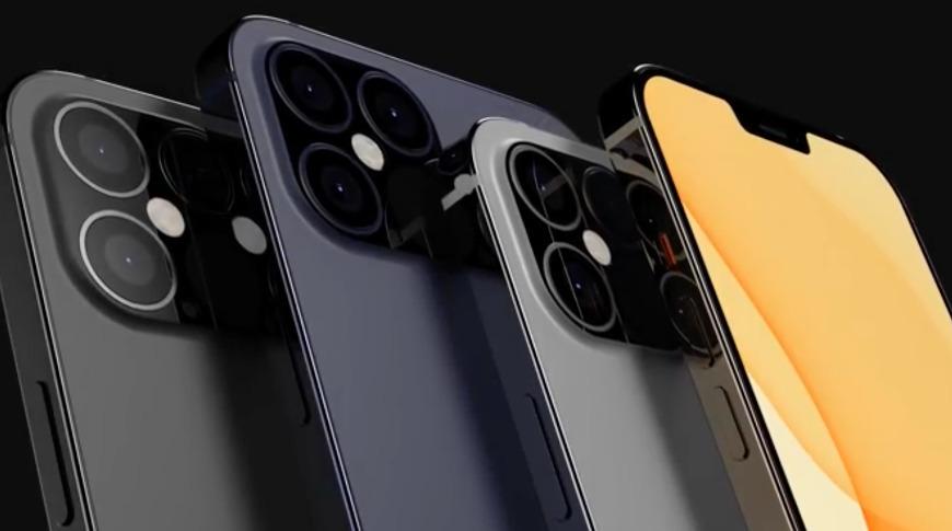 传iPhone 12系列7月份启动生产,先量产6.1英寸版