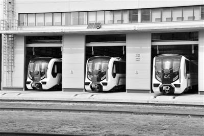 京铁19号线 列车亮相